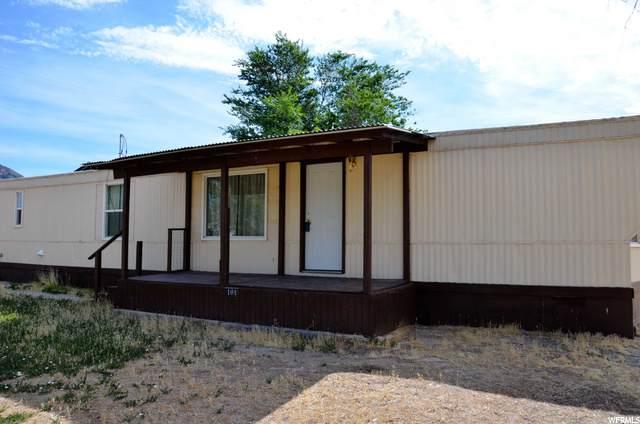161 S Highway 125, Leamington, UT 84638 (#1679493) :: Bustos Real Estate | Keller Williams Utah Realtors
