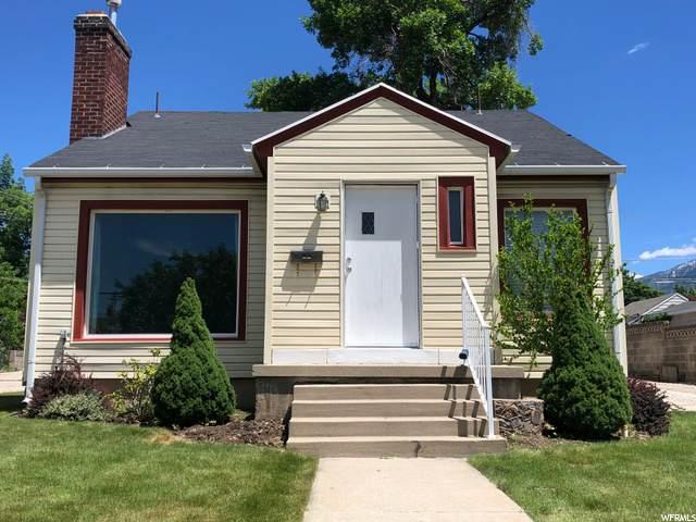 2629 S Glenmare St S, Salt Lake City, UT 84106 (#1680228) :: Utah City Living Real Estate Group