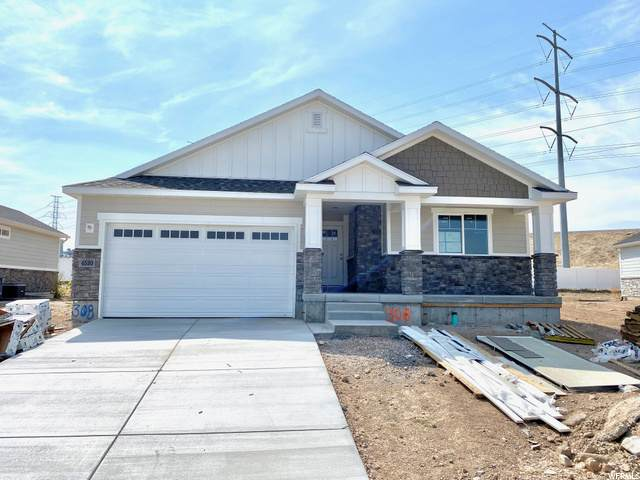 4520 S Cape Vista Way W, West Valley City, UT 84128 (#1680295) :: Powder Mountain Realty