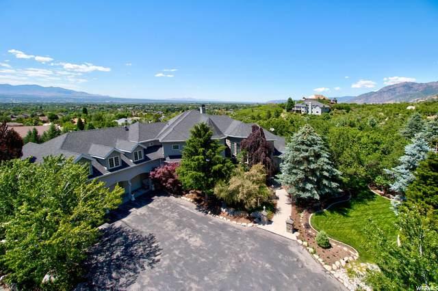 2875 E Rainbow Oaks Cir S, Sandy, UT 84092 (#1680352) :: Gurr Real Estate