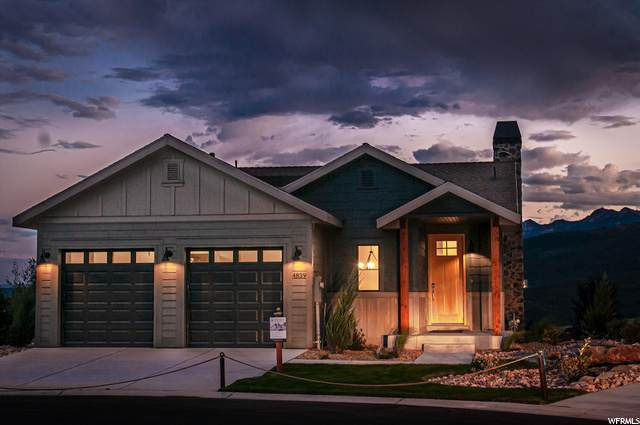 4833 E Paddleford Dr Lot 219, Eden, UT 84310 (#1681776) :: Berkshire Hathaway HomeServices Elite Real Estate