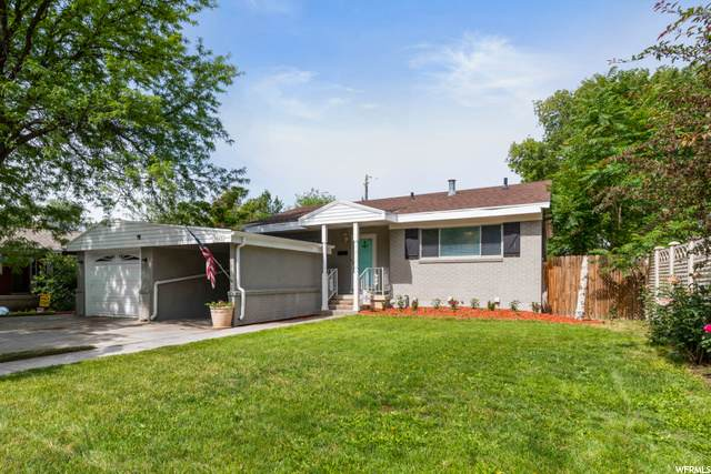 3042 S Lake Cir, Salt Lake City, UT 84106 (#1682618) :: Exit Realty Success