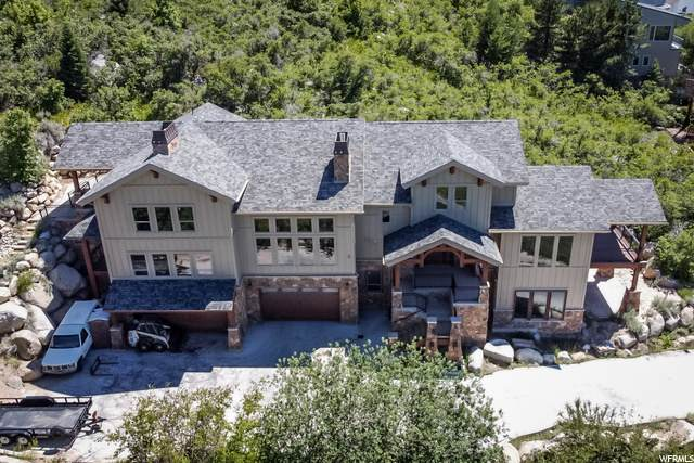 10145 S Bell Canyon Rd, Sandy, UT 84092 (#1682789) :: Big Key Real Estate