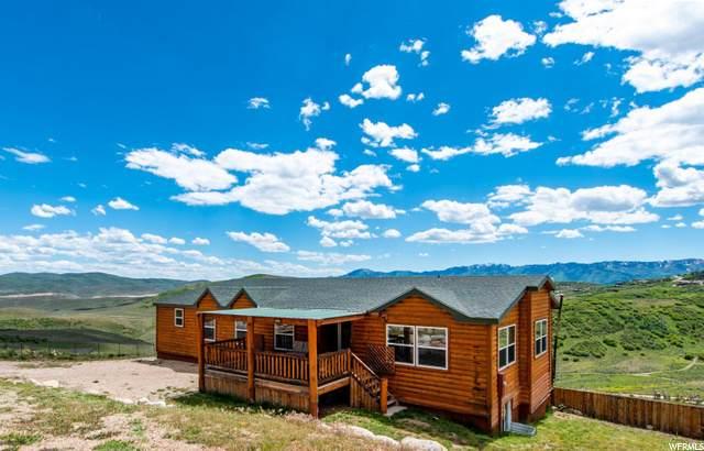 4294 Oakview Dr, Wanship, UT 84017 (#1682953) :: Big Key Real Estate