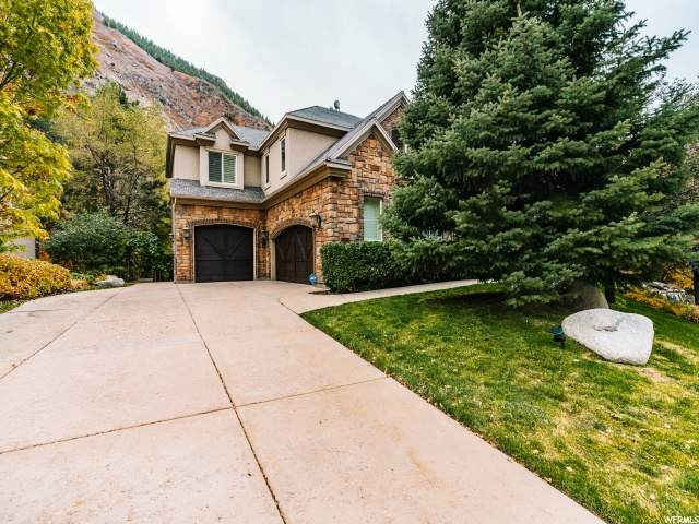 4216 E Wildcreek Rd S, Sandy, UT 84092 (#1685394) :: The Perry Group