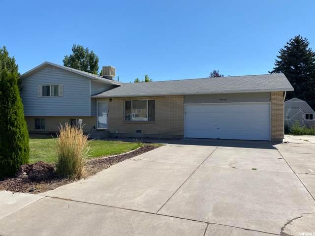 42 N 1250 W, Vernal, UT 84078 (MLS #1685797) :: Lookout Real Estate Group