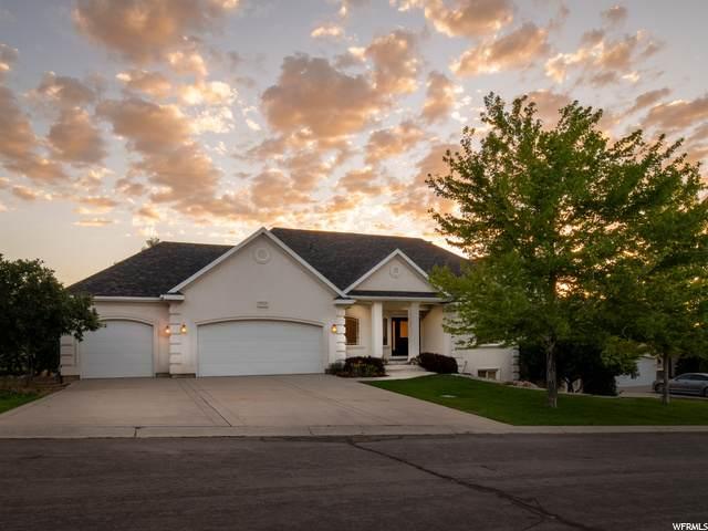 3 N Mahogany Way, Elk Ridge, UT 84651 (MLS #1686389) :: Lookout Real Estate Group