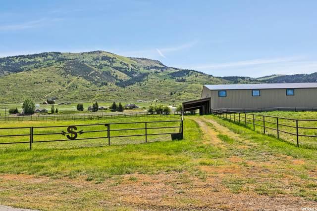 804 E 3200 N, Kamas, UT 84036 (MLS #1689282) :: High Country Properties