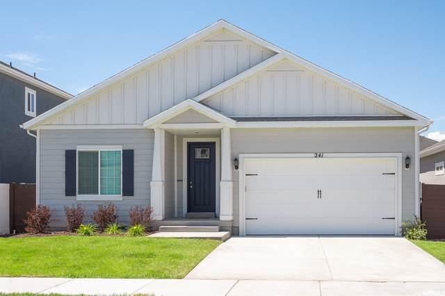 241 N 590 E, Vineyard, UT 84059 (#1690516) :: Big Key Real Estate