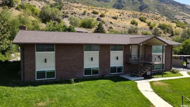 1004 Oakmont Ln, Provo, UT 84604 (#1692641) :: Big Key Real Estate