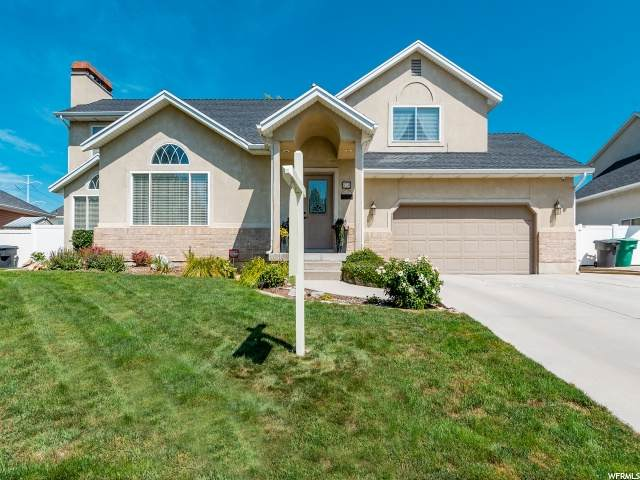 958 W Lisa Hills, Murray, UT 84123 (#1695169) :: Belknap Team