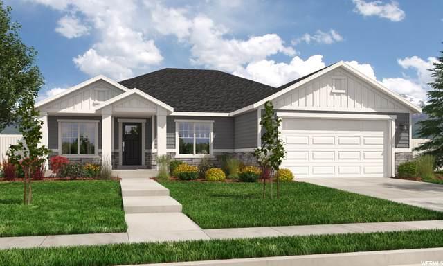 594 S 2340 W #4, Mapleton, UT 84664 (#1695545) :: Gurr Real Estate