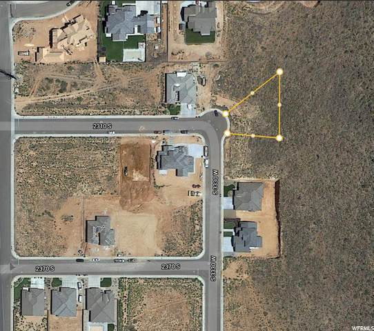 2321 S 3330 W #07, Hurricane, UT 84737 (#1695931) :: Doxey Real Estate Group