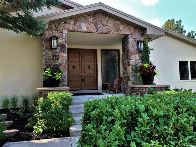 852 E Northcliffe Dr, Salt Lake City, UT 84103 (#1696356) :: goBE Realty