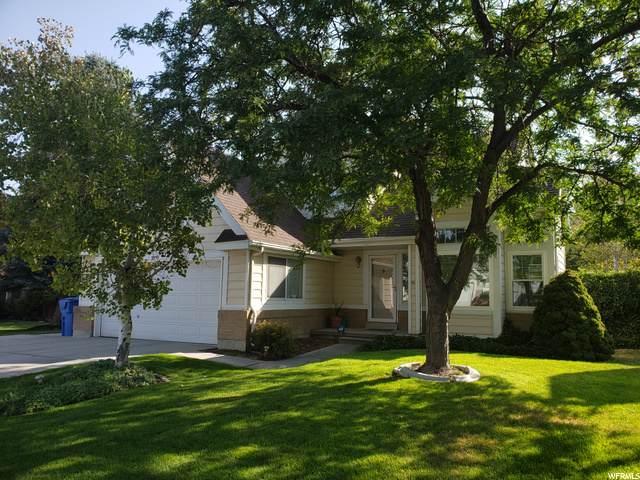 5599 S Crosspark Dr W, Salt Lake City, UT 84123 (#1697289) :: Gurr Real Estate