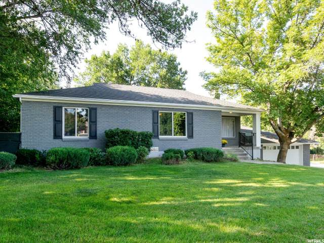 1862 E Lincoln Ln, Salt Lake City, UT 84124 (#1697360) :: Colemere Realty Associates
