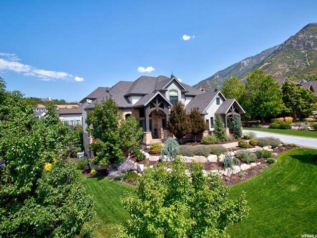 11 Bentbrook Ln, Sandy, UT 84092 (#1698084) :: Pearson & Associates Real Estate