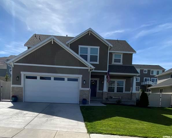2861 S Island Fox Ln, Saratoga Springs, UT 84045 (#1698964) :: Big Key Real Estate