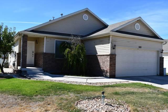 522 S 950 W, Spanish Fork, UT 84660 (#1698965) :: Gurr Real Estate