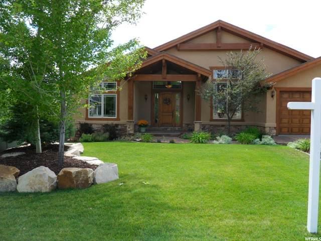 3545 Wrangler Way Jr-79, Park City, UT 84098 (MLS #1699728) :: High Country Properties