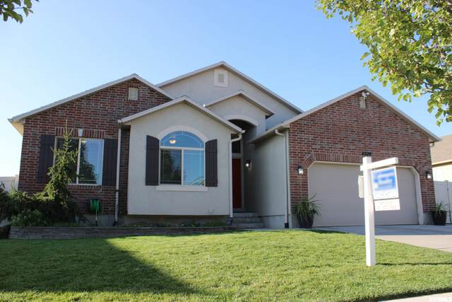 6329 W Hawks Bluff Rd, Herriman, UT 84096 (#1700783) :: Colemere Realty Associates