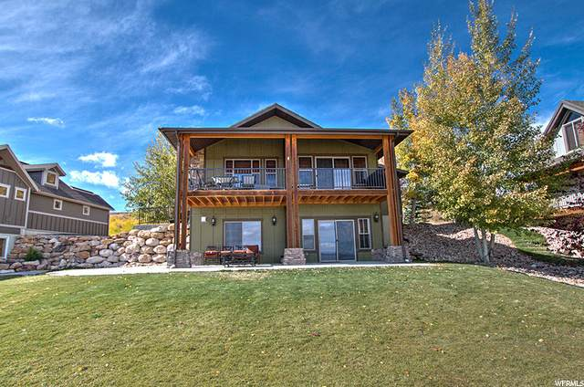 242 Chalet Cir, Fish Haven, ID 83287 (#1701730) :: Belknap Team