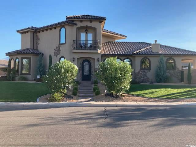 378 N Northstar Dr, St. George, UT 84770 (#1704333) :: Gurr Real Estate