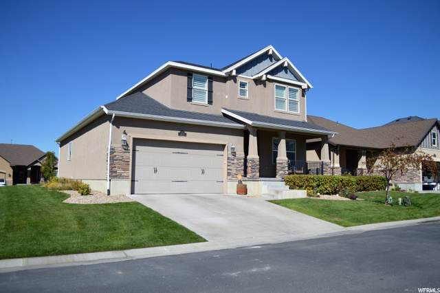 835 W Churchhill Downs Dr, Kaysville, UT 84037 (#1705013) :: Powder Mountain Realty