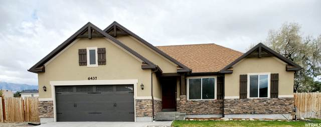 6437 W Wyatt Ct., West Valley City, UT 84128 (#1705038) :: Red Sign Team