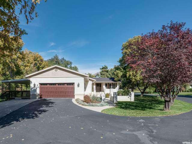10427 N Hidden Oak Dr, Highland, UT 84003 (#1706462) :: Doxey Real Estate Group