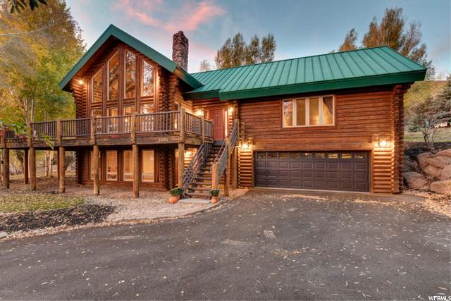 2656 Sackett Dr #4026, Park City, UT 84098 (#1707000) :: Gurr Real Estate