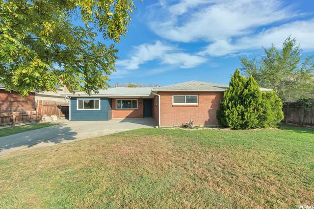 45 S 800 W, Orem, UT 84058 (#1707668) :: Doxey Real Estate Group