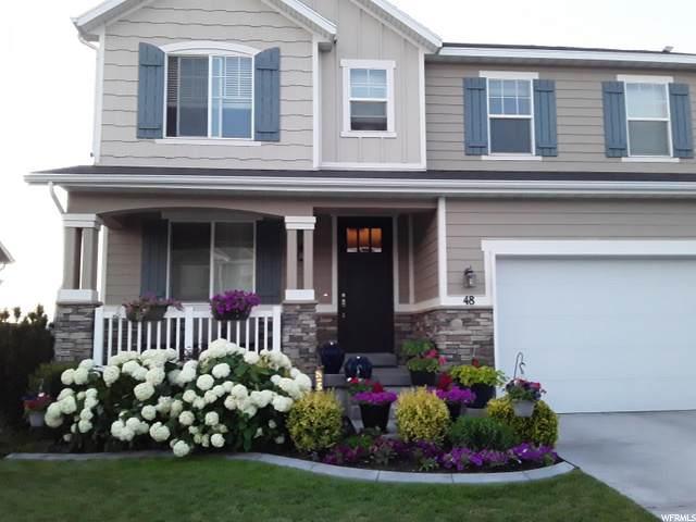 48 W Norway Maple Dr, Vineyard, UT 84059 (#1708336) :: Berkshire Hathaway HomeServices Elite Real Estate