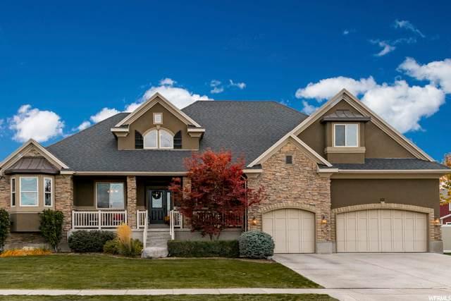 112 S Bonneville Ln W, Kaysville, UT 84037 (#1708585) :: Bustos Real Estate   Keller Williams Utah Realtors