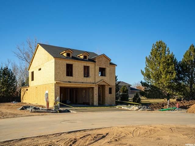 267 N Monroe Way #13, Kaysville, UT 84037 (#1709356) :: Doxey Real Estate Group