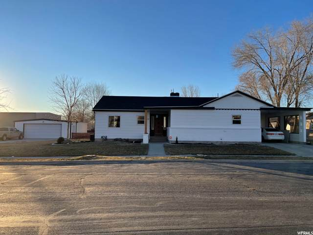 146 S 100 E, Gunnison, UT 84634 (MLS #1712332) :: Lookout Real Estate Group