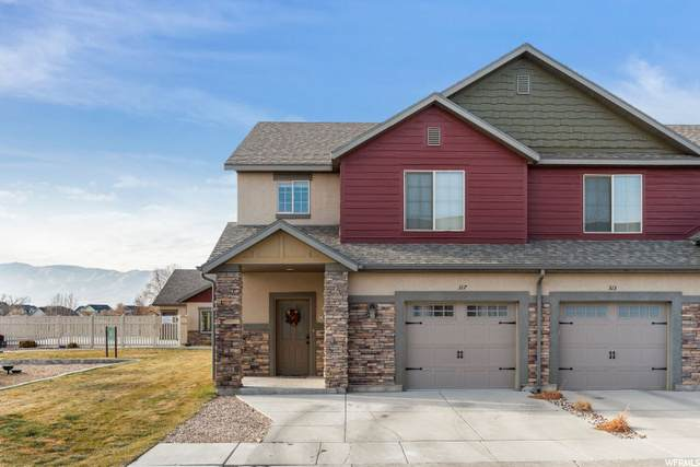 317 E Windward Ct N, Saratoga Springs, UT 84045 (#1714232) :: Bustos Real Estate | Keller Williams Utah Realtors