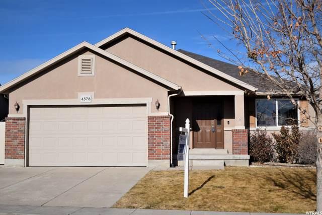 4578 W Pistol Ln S, Herriman, UT 84096 (#1716896) :: Bustos Real Estate | Keller Williams Utah Realtors