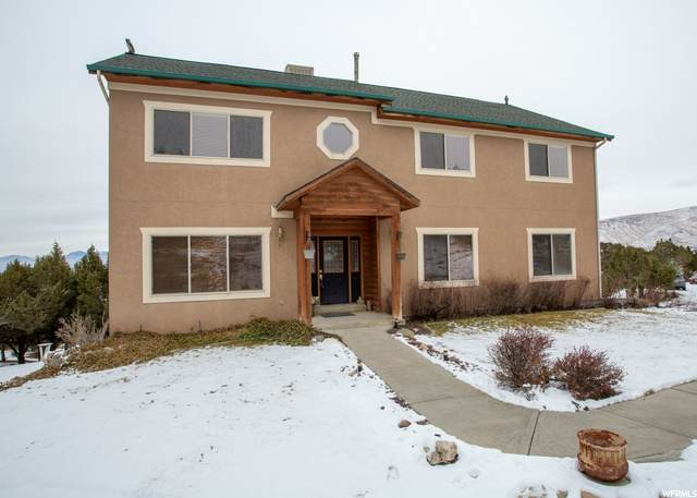 7840 W Mountain Top Rd, Herriman, UT 84096 (#1717630) :: EXIT Realty Plus