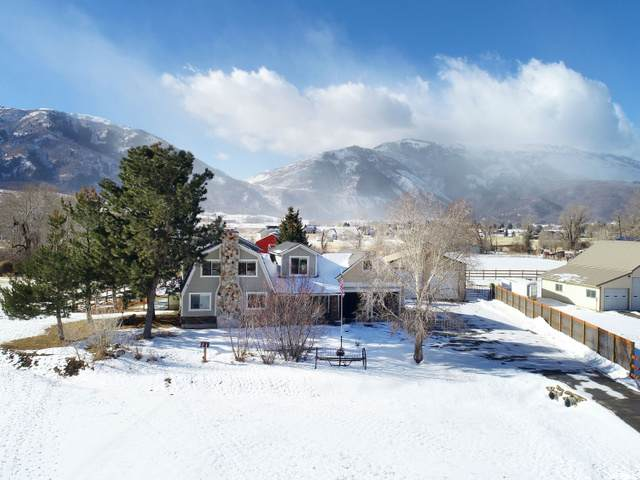 3821 N River Dr, Eden, UT 84310 (#1717715) :: Big Key Real Estate