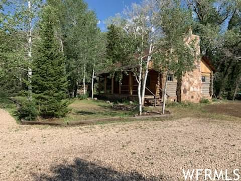 3530 Beaver Creek Rd, Kamas, UT 84036 (MLS #1718265) :: High Country Properties
