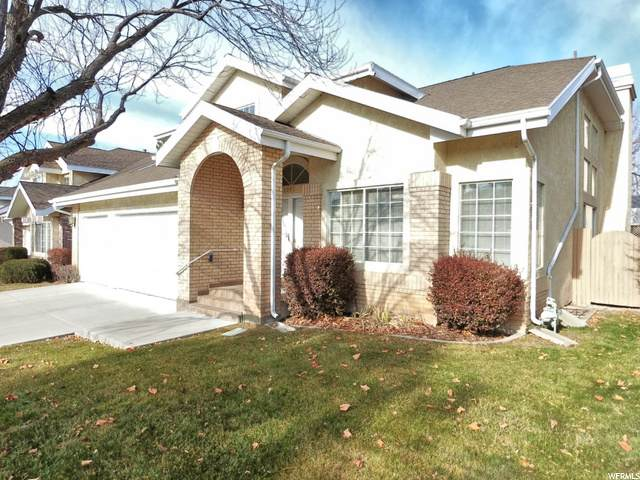 2087 E Rainbow Point Dr S, Salt Lake City, UT 84124 (#1719481) :: Belknap Team