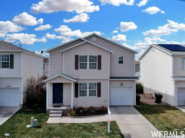 1987 N 2125 W, Clinton, UT 84015 (#1731491) :: REALTY ONE GROUP ARETE