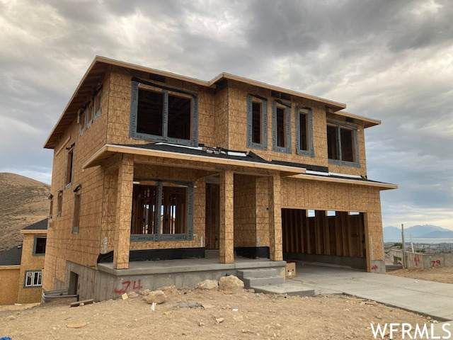 5176 N Silver Pine Ln W #74, Lehi, UT 84043 (#1732407) :: UVO Group | Realty One Group Signature