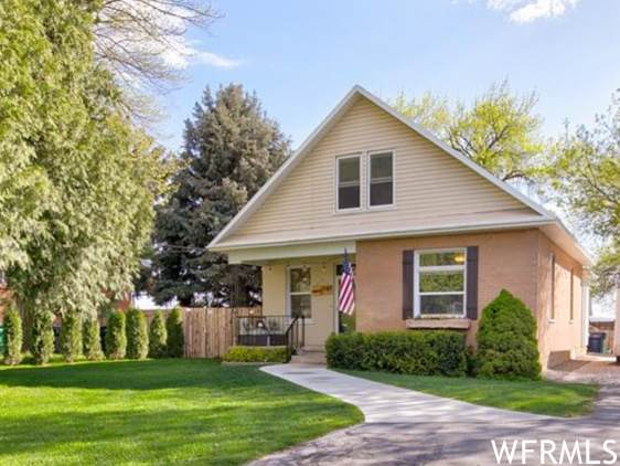 1085 N North Harrisville Rd, Ogden, UT 84404 (#1740133) :: goBE Realty