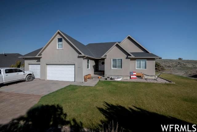 3052 N 2500 W, Vernal, UT 84078 (#1775761) :: Utah Real Estate