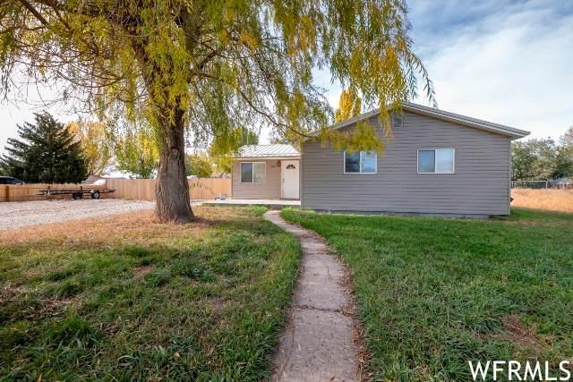 1205 N 3500 W, Vernal, UT 84078 (#1776069) :: Utah Real Estate