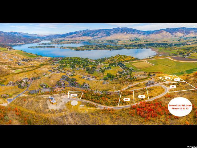 6673 E Via Cortina, Huntsville, UT 84317 (#1348271) :: Bustos Real Estate | Keller Williams Utah Realtors