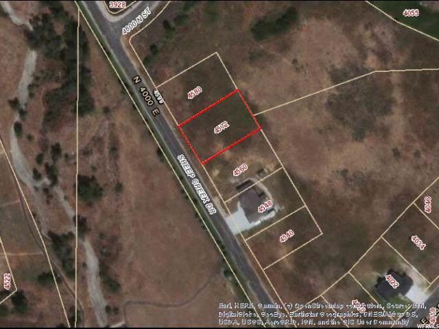 4572 N Sheep Creek Dr, Eden, UT 84310 (#1378366) :: Red Sign Team