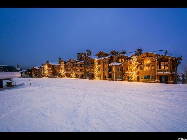 8777 Marsac Ave #301, Park City, UT 84060 (#1406835) :: The Fields Team